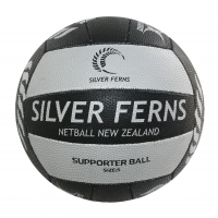Silver Ferns Supporter Ball